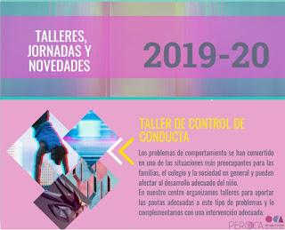 TALLERES, JORNADAS Y NOVEDADES